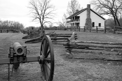 Elkhorn Tavern, Pea Ridge National Battlefield