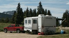 Camping and Cabins; San Juan National Forest