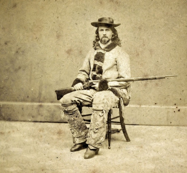 Buffalo Bill ca. 1875