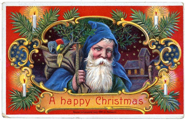 A Happy Christmas, 1912