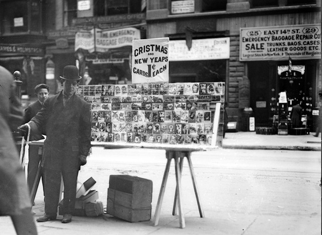 Christmas Card vendor