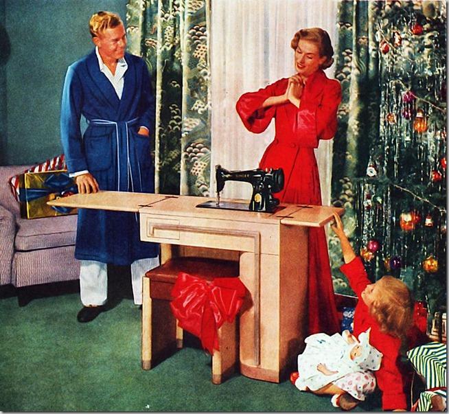 Christmas Singer–1951