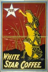 1899-00 White Star Coffee 3f05738u