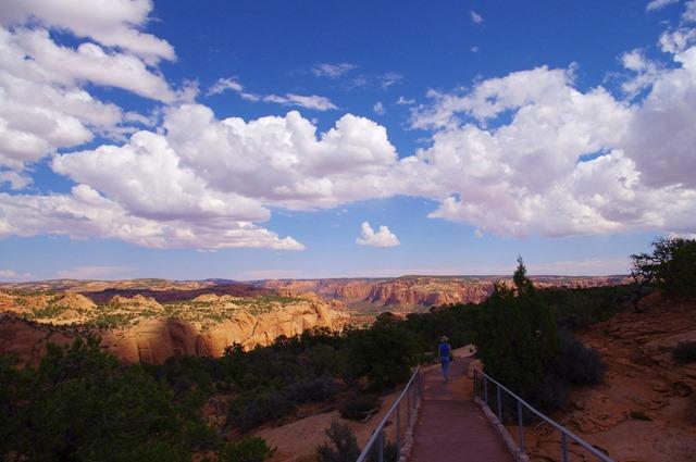 Navajo National Monument, Arizona, October 1, 2011