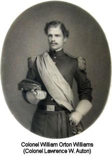 William Orton Williams aka Lawrence W. Auton