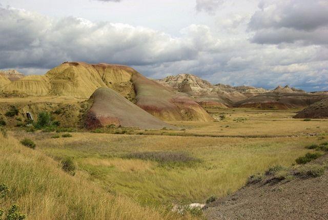Badlands National Park, South Dakota, August 23, 2007