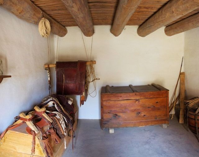 Bent's Old Fort, La Junta, Colorado