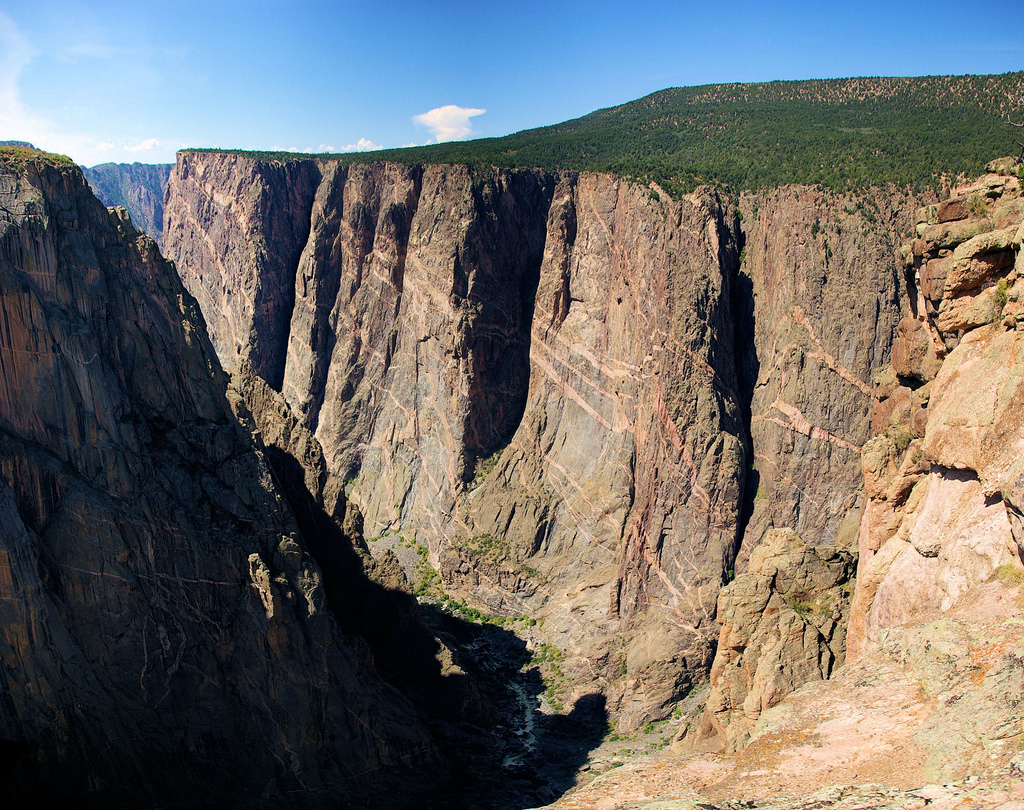 north rim black personals Standing near the rim of black canyon of the gunnison national  the north rim  entrance is 11 miles south of crawford and is closed in winter.
