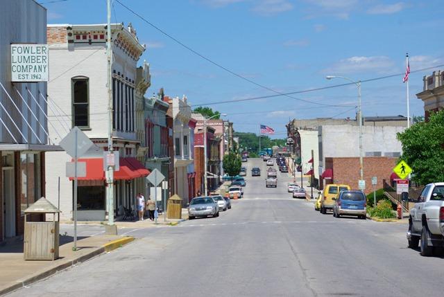 Louisiana, Missouri, June 8, 2007 - 3