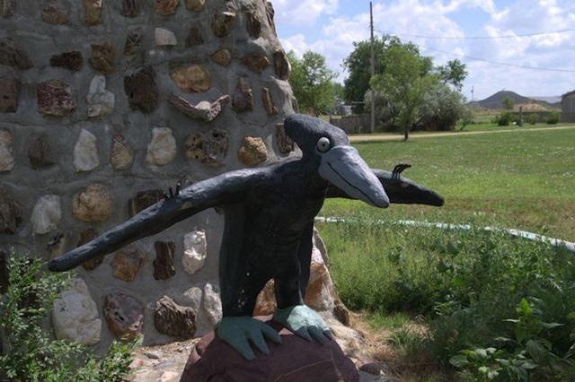 Scenic, Sounth Dakota, August 10, 2014