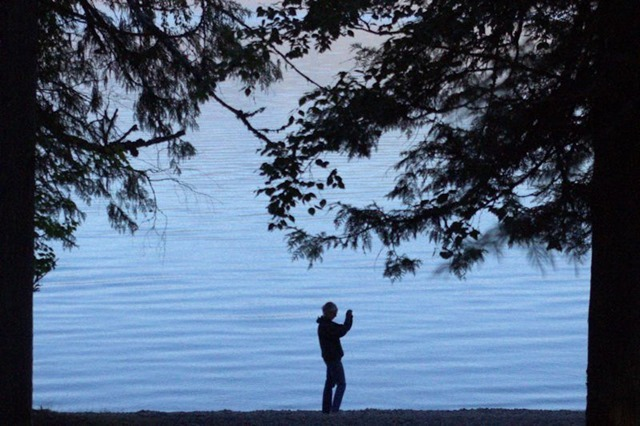Lake McDonald, Going to the Sun Road, Glacier National Park, Montana, August 26, 2014