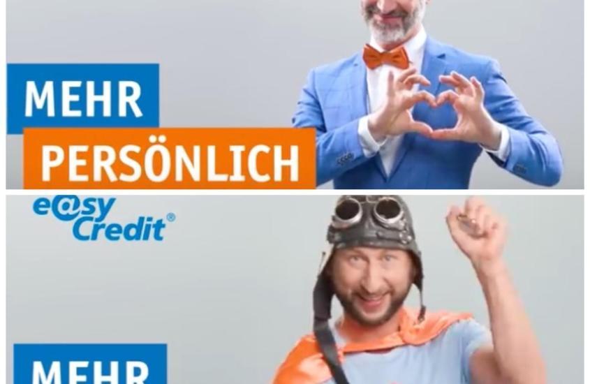 Evgenij und michael für easy credit