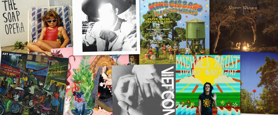 tops albums artistes