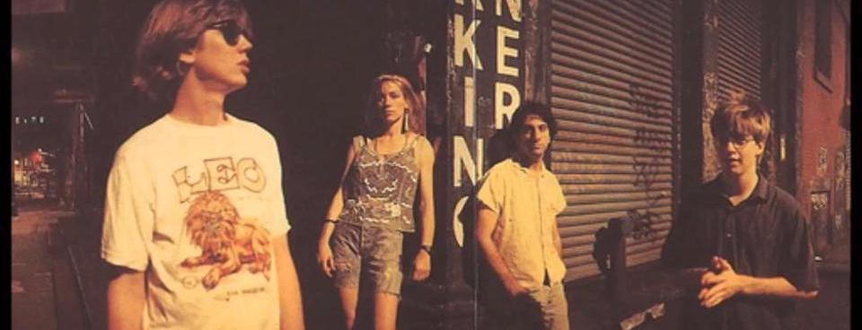Sonic Youth – Discographie (1ère partie : 1981 – 1988)