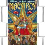 LE COIN BD // Maestros (Steve Skroce, Dave Stewart)