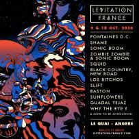 Les premiers noms du Levitation France dévoilés