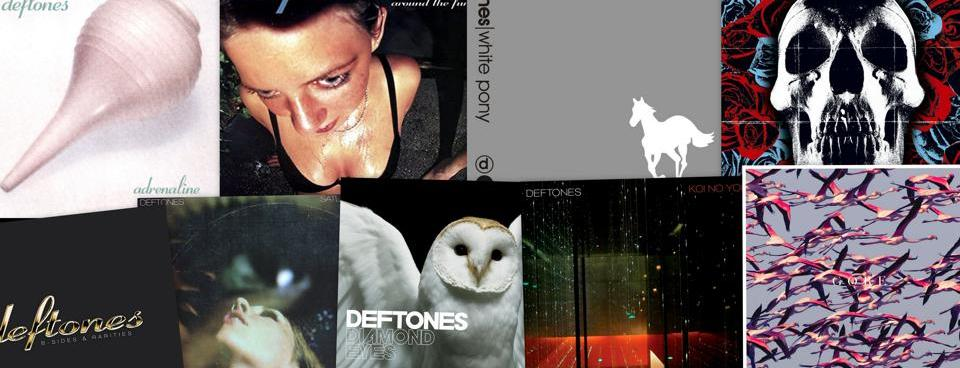 DISCO EXPRESS #3 : Deftones