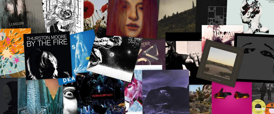 Top albums et playlist 2020