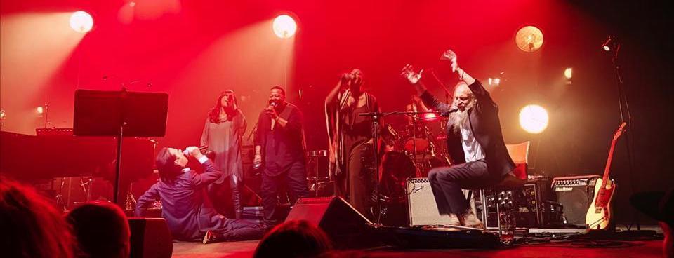 Nick Cave & Warren Ellis @ Salle Pleyel (Paris), 12/10/21