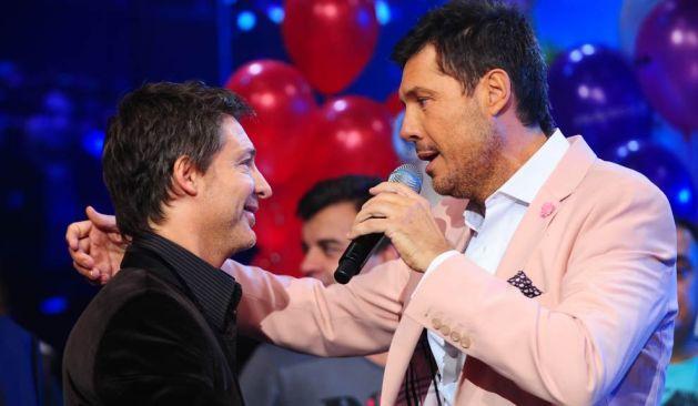 Adrian Suar y Marcelo Tinelli