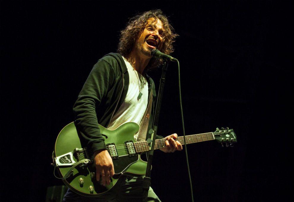 Profunda tristeza: confirmaron el motivo de la muerte de Chris Cornell