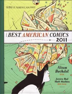 Best American Comics 2011 Cover