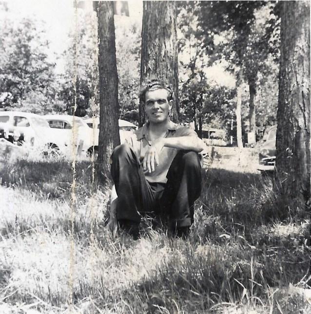 Dad, circa 1952
