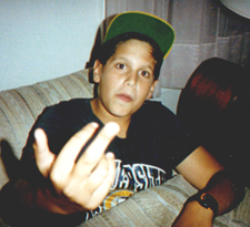 Jeff circa 1991.