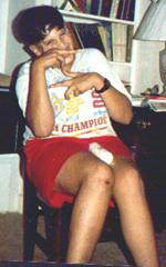 Jeff circa 1991