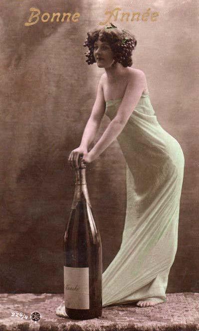champagnegirlnewyear