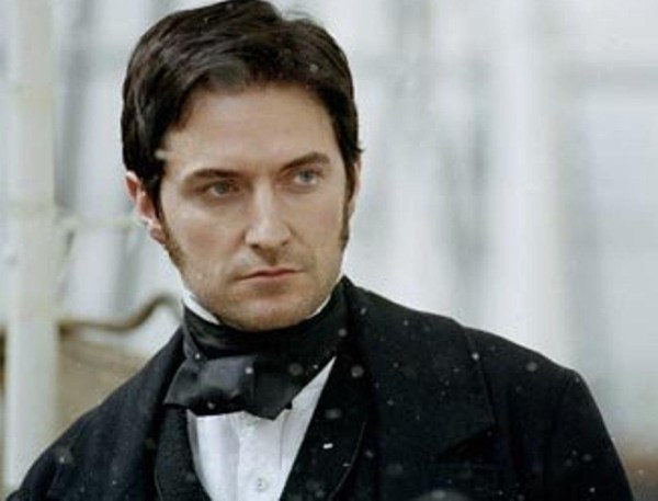 Richard Armitage, in a motherfucking cravat!, as Mr. Thornton in NORTH AND SOUTH.