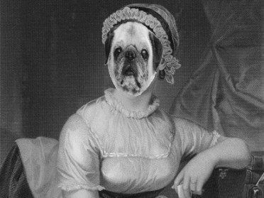 No comment, my wife will hit me if I say what I think of Pug Austen
