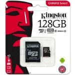 Kingston 128GB Canvas Select