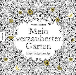 Mein Verzauberter Garten Johanna Basford Buch Kaufen