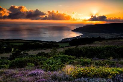 1108-robert-hatton-porlock-bay-at-dawn-taken-last-weekend