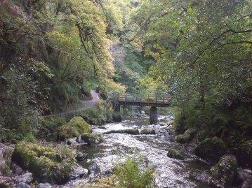 Watersmeet East Lyn River