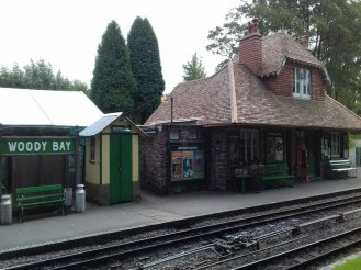 Woody Bay Station