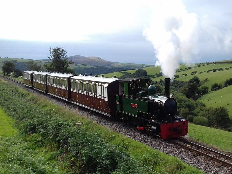 Lynton-Barnstaple Steam Railway