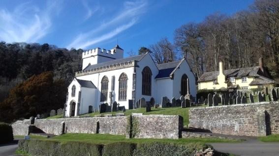 Selworthy Church