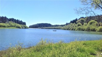 Whistlandpound Reservoir