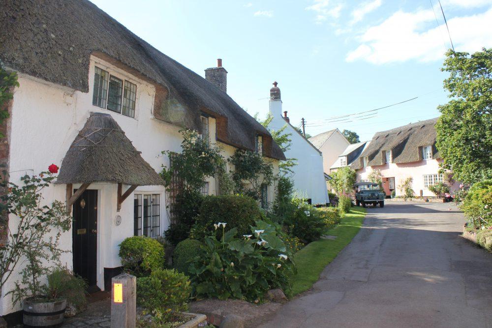 Rose Cottage Dunster