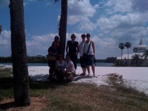 Disney beach