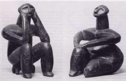 ancient body postures