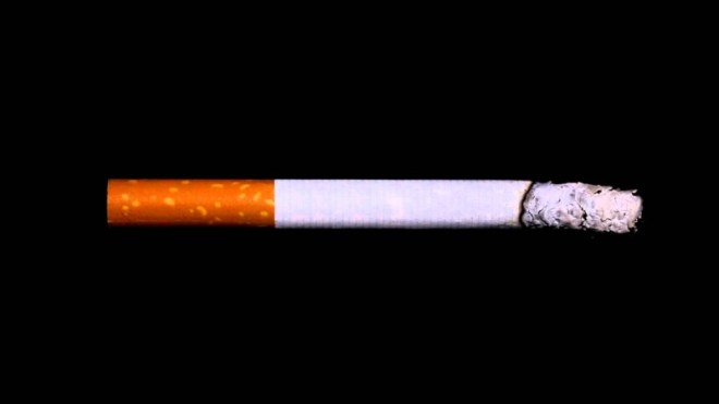 Oh baby I don't even smoke and even I want a piece of this. Apologies to all those currently trying to quit smoking.