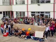 Estudantes Secundaristas Em Ocupação