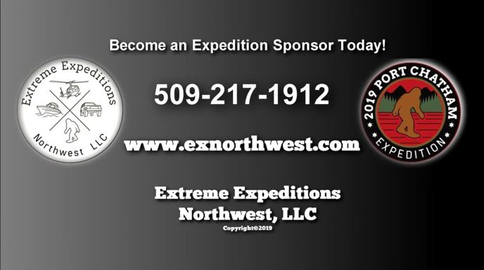 Become an Expedition Sponsor today