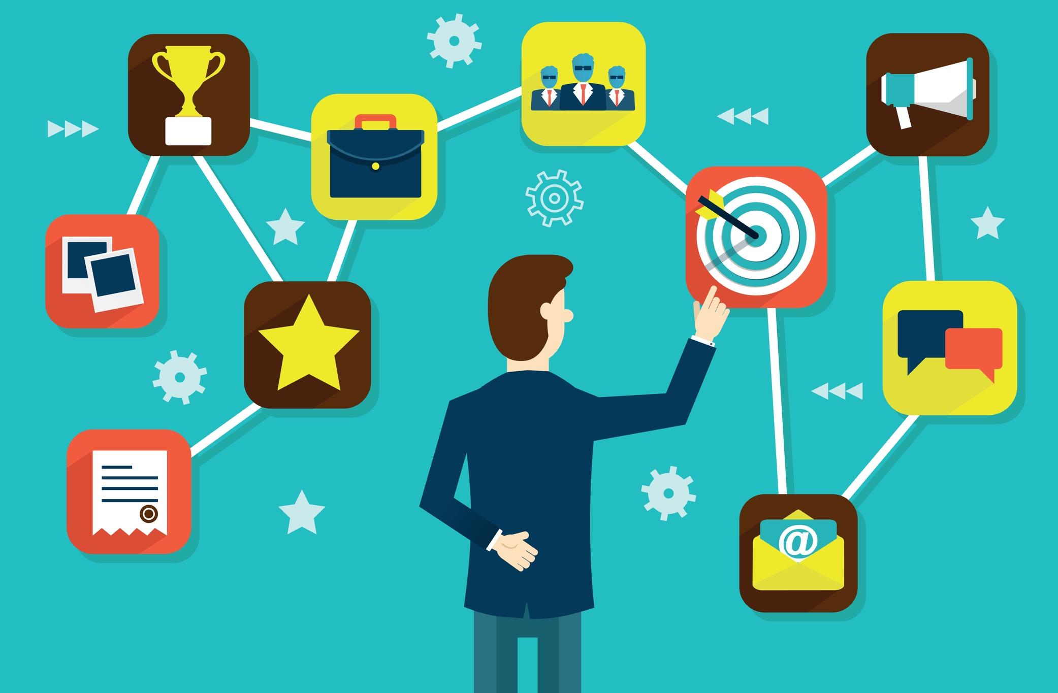 Les outils CRM pour l'intégration ventes marketing