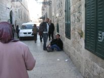 06. sitting on the ground