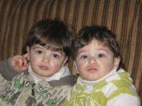 13. twin nephews of Hajj