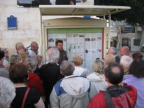 20. explanation for pilgrims about the development of the Holy Land